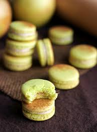 apple pie macarons confessions of a confectionista