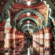 Palace Interior Mysore Palace Interior India Photo By Mae Flores U2014 National