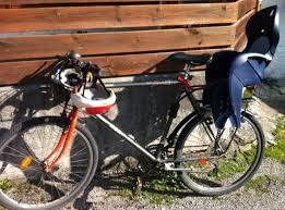 vélo avec siège bébé location vtt homme avec ou sans porte bébé à thonon les bains par