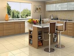 white oak wood ginger yardley door mobile kitchen island with