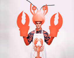 Lobster Costume Inexpensive Halloween Wigs Funny Halloween Costume Ideas With Wigs