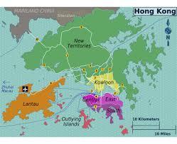 Shenzhen China Map Maps Of Hong Kong Detailed Map Of Hong Kong In English Tourist