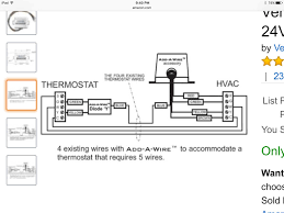 thermostat wiring diagram 5 wire periodic tables