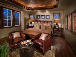 Decorating Ideas For Master Bedroom Sitting Area Free Brown Laminate Wooden Floor Complete Masculine Bedroom