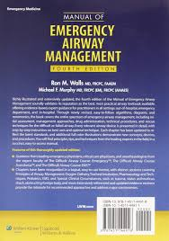 manual of emergency airway management ron walls md michael