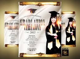 graduation poster graduation event poster by grandelelo on deviantart