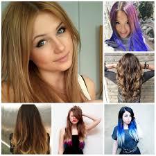 cool hair designs for long hair cool hair colors for long hair hair style and color for woman