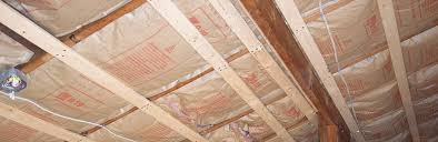 How To Sheetrock A Ceiling by How To Install Strapping Biytoday Com Build It Yourself Today