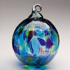 handblown glass christmas ornaments part 19 mt st helens