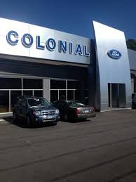 colonial ford truck sales inc colonial ford danbury ct 06811 car dealership and auto