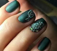 how to apply embossed nail art creativity womenitems com