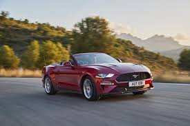 ford mustang gearbox 2018 ford mustang revealed with sleeker design additional tech
