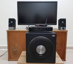 Small Desk Speakers Edifier M3600d Speaker Review