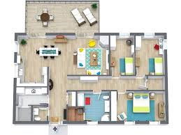 3 bedroom floor plans floor plans roomsketcher