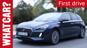 hyundai i30 boot space size seats what car