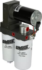 fass fuel pump system 11 14 chevy gmc duramax diesel 6 6 150 gph