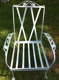 Retro Patio Furniture For Sale by Vintage Wrought Iron Patio Furniture For Sale Home Design Ideas
