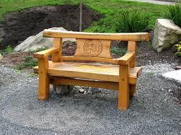 japanese timber bench trc timberworks garden ideas pinterest