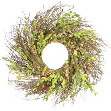 grapevine wreath large outdoor grapevine wreath wayfair
