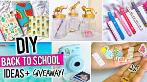 diy back to ideas instax mini giveaway