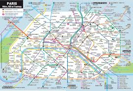 Map Of Paris France by Map Of Paris Subway System New Zone