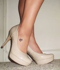 the 25 best heart foot tattoos ideas on pinterest lotus tattoo