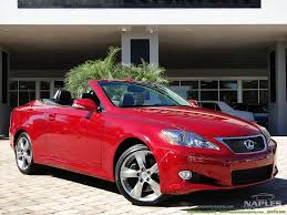 lexus convertible 2010 lexus is 350 convertible