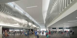 Salt Lake City Airport Map Renderings And Images Salt Lake International Airport