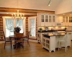 Log Cabin Kitchen Ideas Best 25 Log Cabin Kitchens Ideas On Pinterest Log Cabin Siding