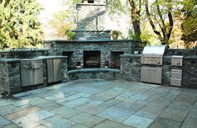 exquisite image of outdoor kitchen design as 1920s kitchen