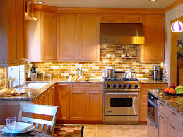 brilliant kitchen backsplash for light cabinets faux stone veneer kitchen backsplash for light cabinets