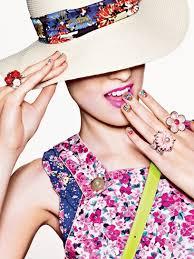 funky nail art for girls smashing styles