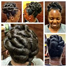 updo transitional natural hairstyles for the african american woman 2015 pin by kinks couture on natural hair updo s by kinks couture