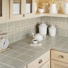 Bathroom Countertop Tile Ideas Astonishing Best 25 Tile Countertops Ideas On Pinterest Kitchen