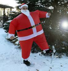 large inflatable christmas decorations uk 4 piece pre lit door