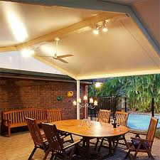 Patio Lighting Perth Patio Roofing Perth Patio Builders Great Aussie Patios