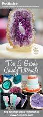 68 best geode cakes images on pinterest