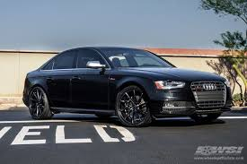 silver audi s4 2014 audi s4 with 20 vossen cvt in silver directional wheels