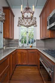 Cabinets New Orleans New Orleans Window Treatment For Kitchen Traditional With Balloon