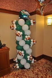 23 best football balloon ideas images on pinterest balloon ideas