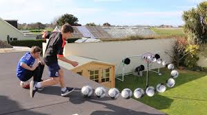 Challenge W2s Roof Top Football Challenges