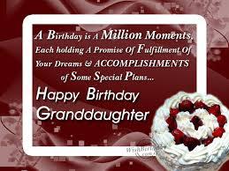 Loving Happy Birthday Quotes by Wishing Happy Birthday To A Loving Grand Daughter Wishbirthday Com