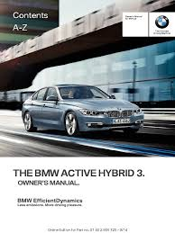 download manual proprietar bmw seria 3 f30 docshare tips