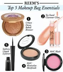 beauty our makeup bag essentials stis substance