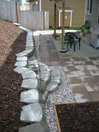 full size of exterior low maintenance gravel garden designs with