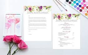 how to format a sorority resume u0026 cover letter plus cute free