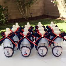 nautical baby shower favors 12 small 3 5 nautical baby shower favors anchor bottle