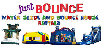 party rental near me just bounce 99 a day bounce house rentals bradenton water