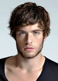 hairstyles for male round faces mens curly hairstyles round face