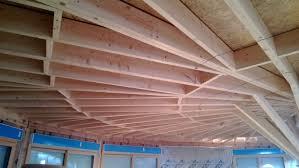 isolation plafond chambre chantier isolation ldv plafond 1 2 notre maison de cèdre